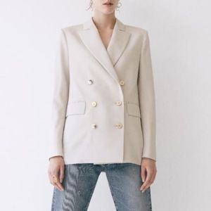 Moussy Vintage Double Breasted Jacket